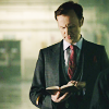mycroft reads books too!
