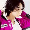 Tweedledee: 嵐: 潤  // hot pink!