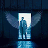 no_eight: Cas (wings)