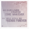 friends forever lauries icon