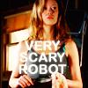 TSCC: Cameron (very scary robot)