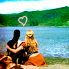 xena and gabrielle and hearts