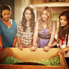 hell to ships, hell to men, and hell to cities.: Pretty Little Liars:  friends.