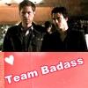 Vickie: Ian-Dalaric Team Badass