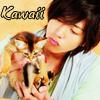 Yamapi with Kitty