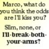 jeemers: [Marco/Rachel] // Animorphs