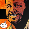 LUKE CAGE, BITCHES: it's a girl.