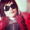 Sabi: {Twilight} Alice - sunglasses&scarf