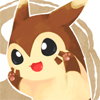 Chibi Furret i love you this much