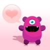 yappichick: Woot: Love Monster