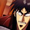 payroo: kaiji D:< face