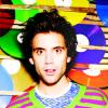 celeb // Mika (rainbow)