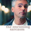 sg1 oncoming sarcasm