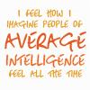 average inteligence