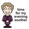 Sherlock - Mrs Hudson soother