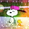 Peanuts → Snoopy/Woodstock
