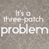 Sherlock+ 3 patch problem