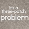 Sherlock+ 3 patch problem