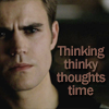 Vickie: TVD - Stefan Thinky Thoughts