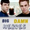 Ellen: Big Damn Heroes