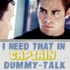 Ellen: Captain Dummy Talk