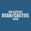 Supernatural - Dean/Cas Blah