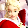 Selenia: barbie: christmas