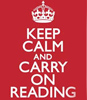 reading (keep calm)