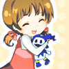 [P4] adorable nanako is adorable