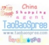 taobaospree agent taobao