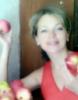 яблоки, дом, Катя