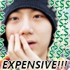Hyunseung is expensive.