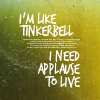 Carrie Leigh: Tinkerbell