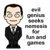 [SH] Jim seeks nemesis for fun and games
