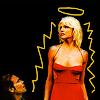 Galadriel.: BSG ✽ Frakkin' angel!