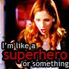 Like a Superhero