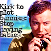 Plot Bunnies Having Babies(Kirk)
