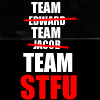 Paula: saying- team stfu
