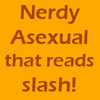 nerdy asexual
