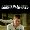 UnH| Henry is a hero