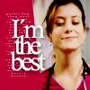 Heather: Addison Montgomer   I'm The Best