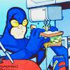 Ted S. Kord/Blue Beetle II: Beetle: Omnomnom