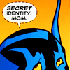 Melly: Blue Beetle - secret identity