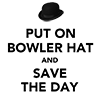 JW - Bowler Save Day - Sherlockiangirl