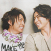 M, the Literary Lemming: Jpop - Arashi - Junba smile