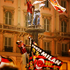 loveispossible: MilanFlags