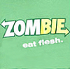 Green_Wing: Zombies - Eat Flesh