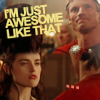 Merlin - I'm just awesome like that