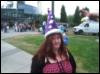 Wizzard hat