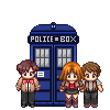 Doctor Who Sprite